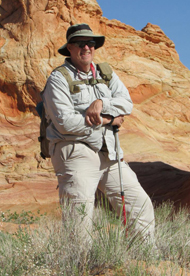Kanab Tour Guide, Don Kramer