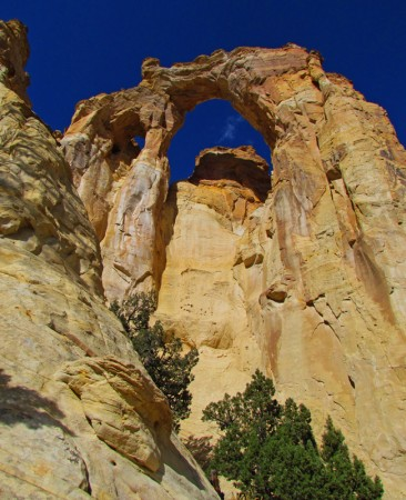Grosvenor Arch, Grand Staircase Tour, Photographer's Dream Tour, Cottonwood Road
