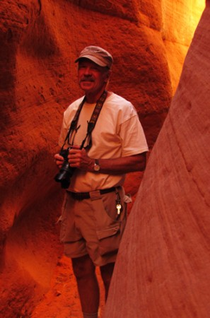 Jeff Frey, Kanab Tour Guide