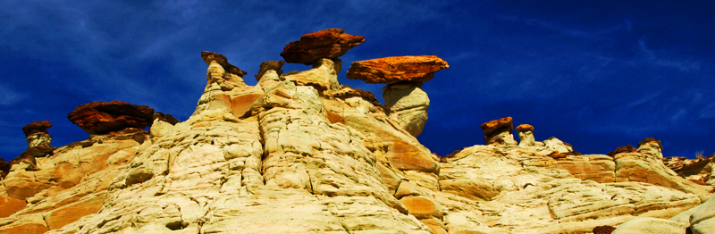 Toadstools, off-road adventure, Grand Staircase Tour