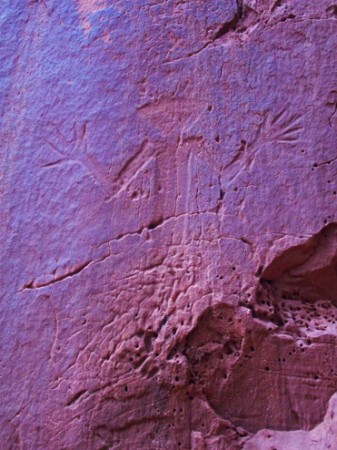 KANAB ROCK ART TOUR, PETROGLYPHS, Rock Art Photography