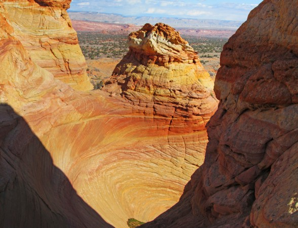 SOUTH COYOTE BUTTES PHOTOGRAPHY, TRIPLE CROWN COMBINATION