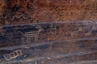Wire Pass Petroglyphs, Anasazi Rock Art
